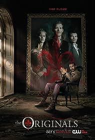 Daniel Gillies, Joseph Morgan, Charles Michael Davis, and Claire Holt in The Originals: Awakening (2014)