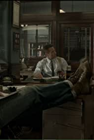 David Duchovny, Brian Goodman, and Grey Damon in Aquarius (2015)