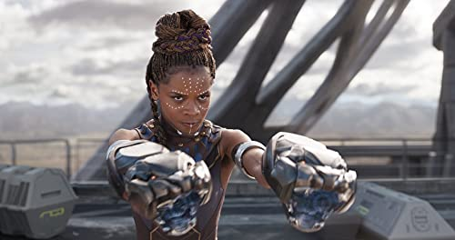"Letitia Wright of 'Black Panther': ""No Small Parts"" IMDb Exclusive"