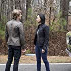 Lucas Till and Levy Tran in MacGyver (2016)