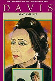 Madame Sin (1972) Poster - Movie Forum, Cast, Reviews