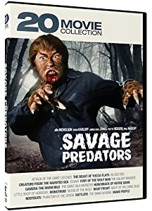 Watch a free movie now online Savage Predators: 20 Movie Collection by none [Mpeg]