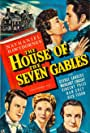 Vincent Price, George Sanders, Nan Grey, and Margaret Lindsay in The House of the Seven Gables (1940)