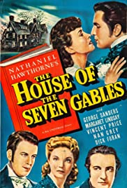 The House of the Seven Gables (1940) Poster - Movie Forum, Cast, Reviews