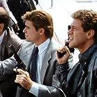 Robert Picardo, Treat Williams, and Joe Piscopo in Dead Heat (1988)