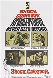Shock Corridor (1963) Poster - Movie Forum, Cast, Reviews