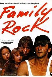 Family Rock Poster