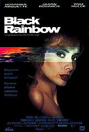 Black Rainbow Poster