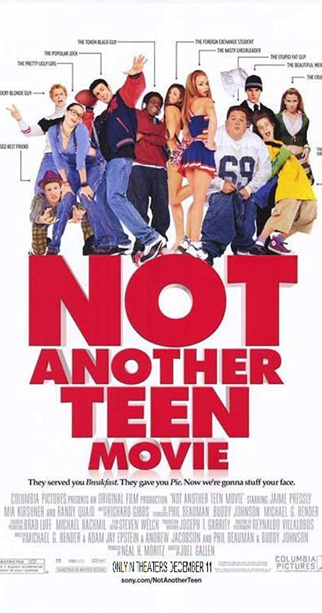 Not Another Teenage Movie Imdb