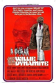 Willie Dynamite Poster