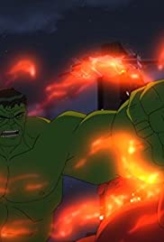 World War Hulk Poster
