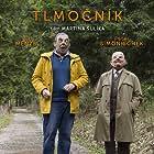 Jirí Menzel and Peter Simonischek in Tlmocník (2018)