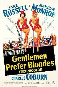 Gentlemen Prefer Blondesสองสาวยั่วสวาท