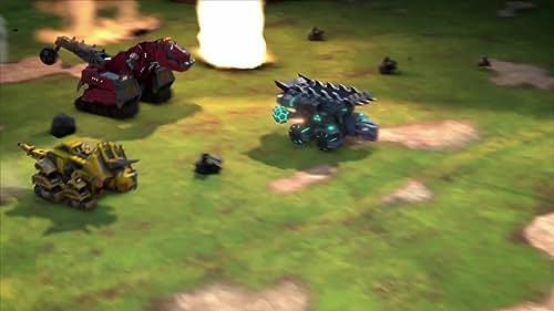 Dinotrux Supercharged: Season 2