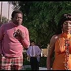 Yaphet Kotto and Nichelle Nichols in Truck Turner (1974)