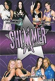 SHIMMER Women Athletes Volume 6 Poster