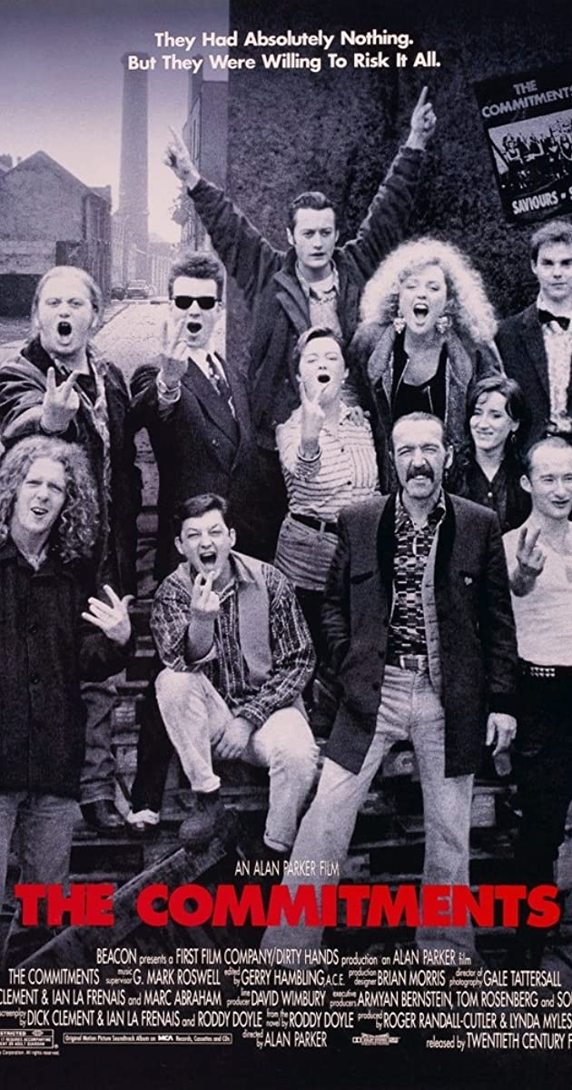 The Commitments (1991) - IMDb