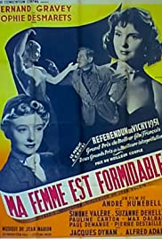 My Wife Is Formidable Poster