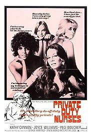 Private Duty Nurses(1971) Poster - Movie Forum, Cast, Reviews