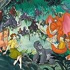 Jeff Bennett, Jim Cummings, Michael T. Weiss, and April Winchell in Tarzan & Jane (2002)