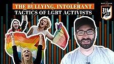 La intimidación, tácticas intolerantes de activistas LGBT