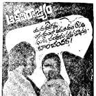 Sridevi and Kamal Haasan in Aakali Rajyam (1981)