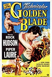 The Golden Blade Poster