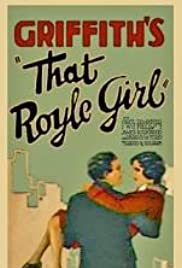 That Royle Girl Poster