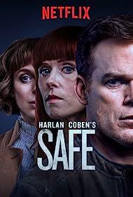Amanda Abbington, Michael C. Hall, and Audrey Fleurot in Safe (2018)