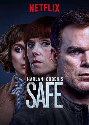دانلود زیرنویس فارسی سریال Safe 2018 فصل 1 همهی قسمت ها هماهنگ با نسخه WEBRip وب ریپ