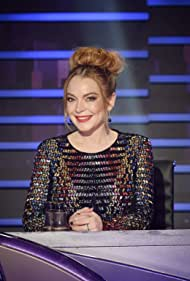 Lindsay Lohan in The Masked Singer Australia (2019)