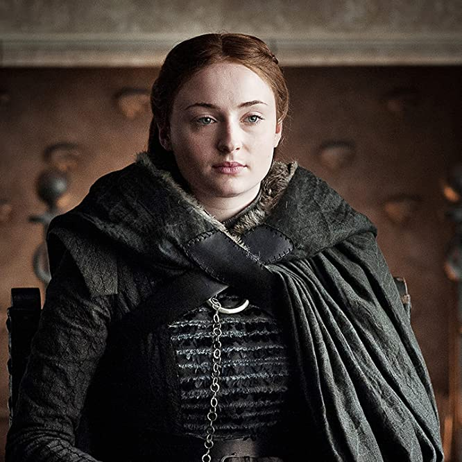 Sophie Turner in Game of Thrones (2011)