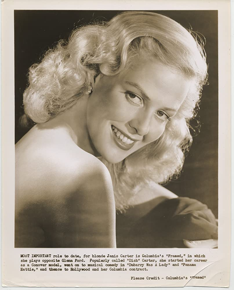 picture Janis Carter