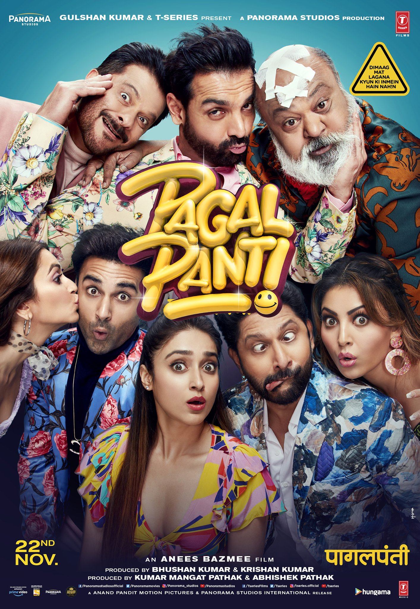 Pagalpanti (2019) - IMDb