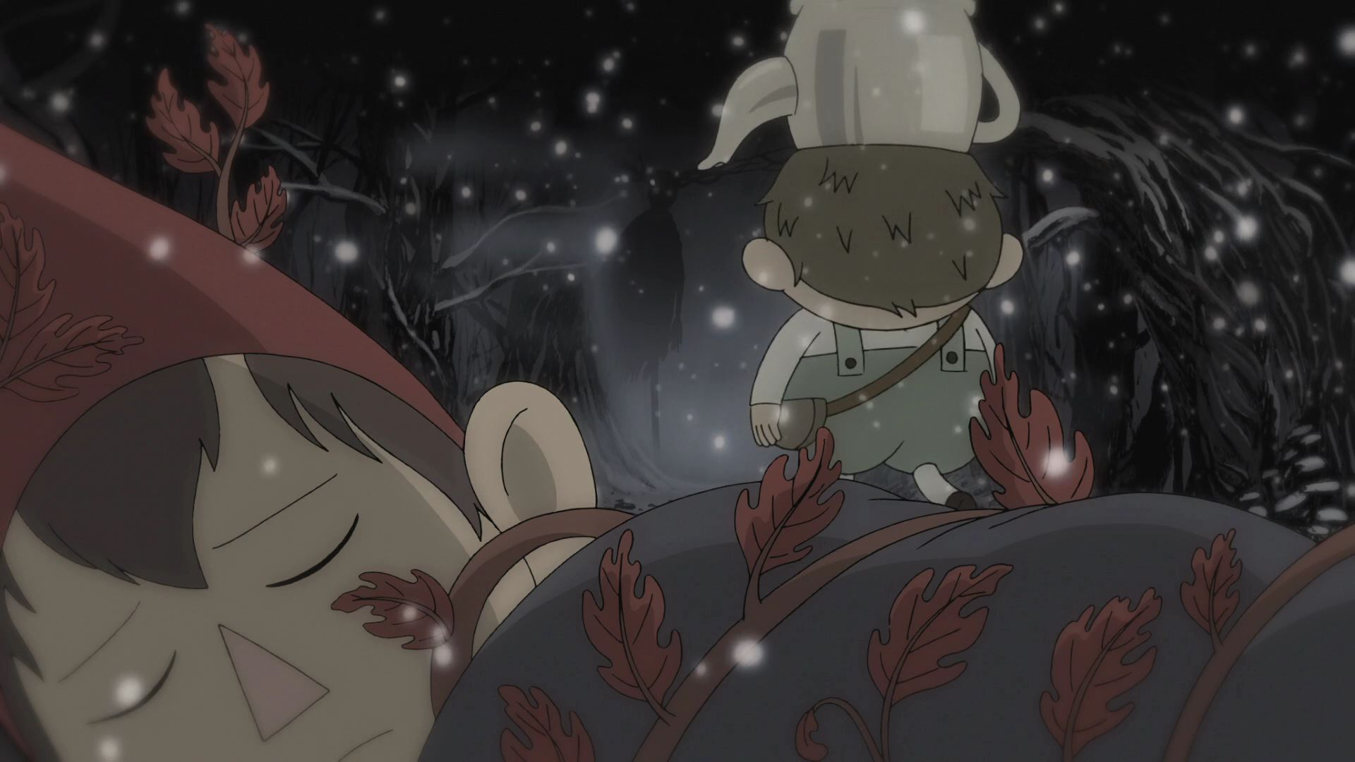 Over The Garden Wall Chapter 8 Babes In The Woods Tv Episode 2014