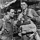 Sal Mineo and Richard Beymer in The Longest Day (1962)