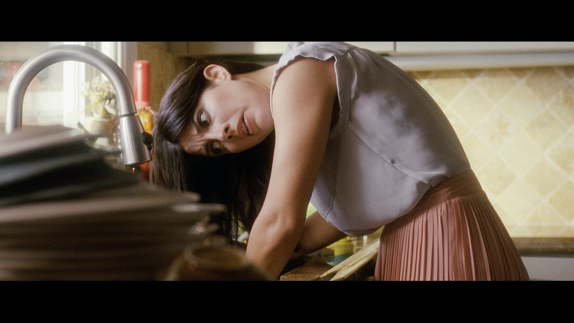 Cristina Fernandez in Kitchen (2015)