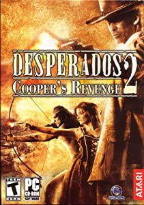Old movies mp4 free download Desperados 2: Cooper's Revenge Germany [360p]