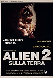 Alien 2: On Earth Poster