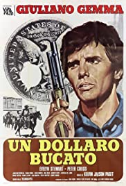 Blood for a Silver Dollar Poster