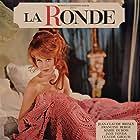 Jane Fonda in La ronde (1964)