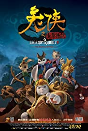 Legend of a Rabbit: The Martial of Fire Poster