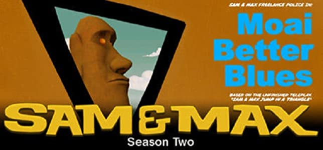 Recommended free movie downloads Sam and Max: Moai Better Blues USA [Quad]