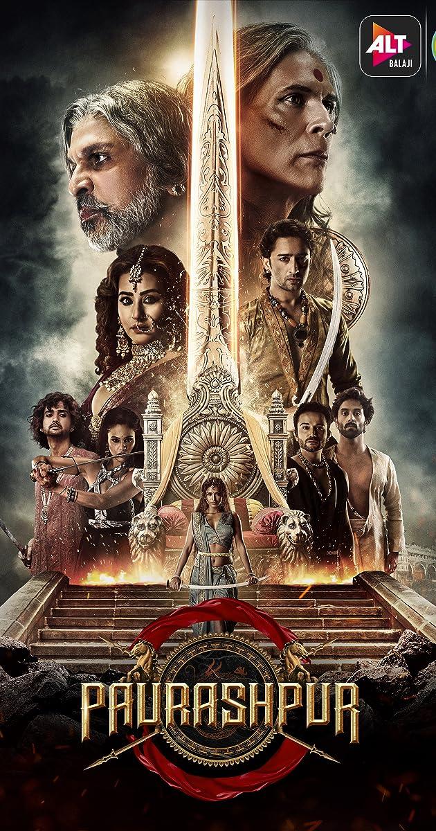 Paurashpur (2020) Hindi Season 1 ALTBalaji Complete Watch Online HD