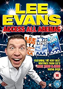 Good movie watching Lee Evans: Access All Arenas by none [HD]
