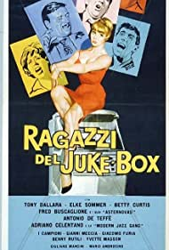 Elke Sommer in Ragazzi del Juke-Box (1959)