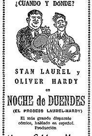 Noche de duendes (1930)