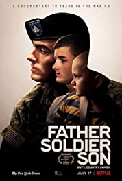 Father Soldier Son (2020) Poster
