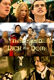 The Legend of Dick and Dom Poster