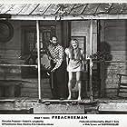 Esty F. Davis Jr. and Ilene Kristen in Preacherman (1971)